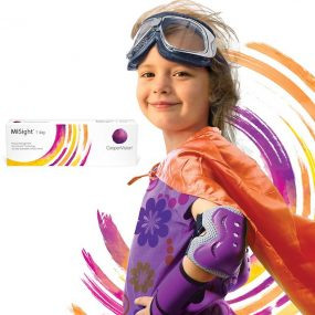 MiSight Lenses kids miami