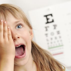 kids vision problem
