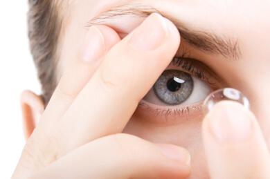 orthokeratology ortho-k lenses