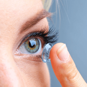 contact lenses miami